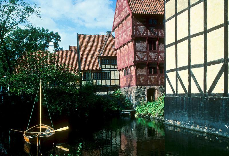 Gamelvye is a museum of vernacular architecture in Copenhagen.