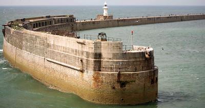 Dover breakwater