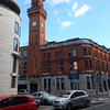 Trinity City Hotel.  The Georgian architecture tower serverd as the watchtower for the Dublin Fire Brigade from 1906-1909.