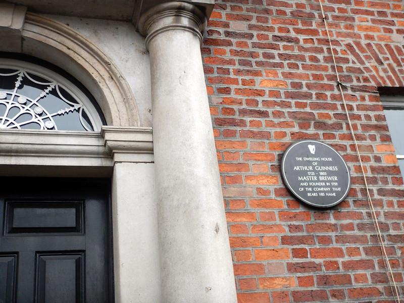 home of Arthur Guinness