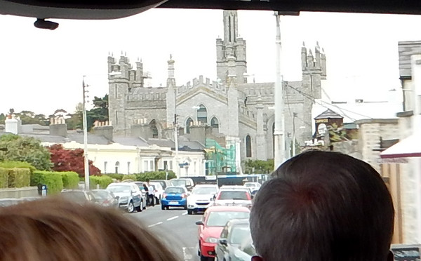 some unidentified church in South Dublin