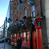 Robin outside O'Brien's/Ferryman Pub