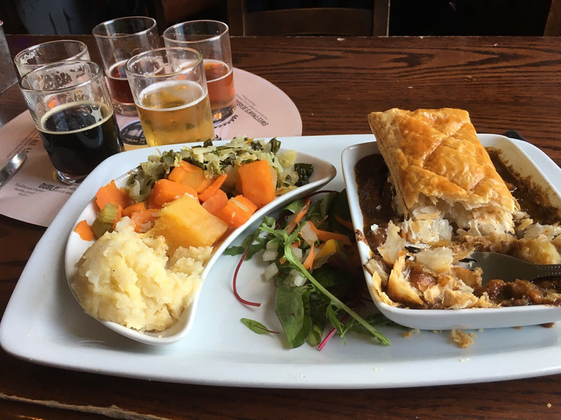 Shepherd's Pie at J.W. Sweetman's