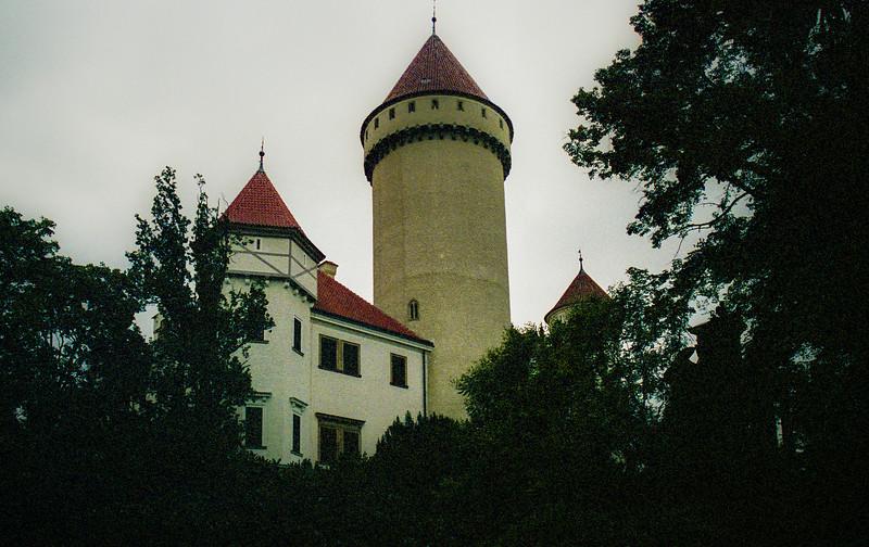 Near Prague, Czech Republic