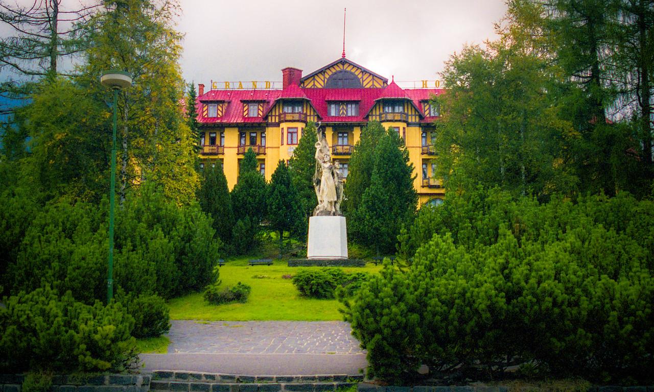 Starý Smokovec, Slovakia