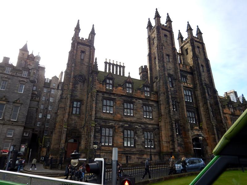 part of Edinburgh University