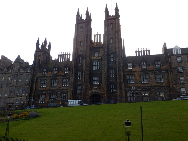 Part of Edinburgh University