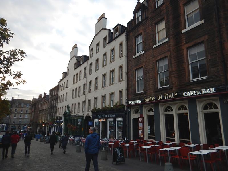 Grassmarket Street