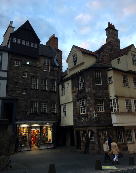 the John Knox House