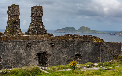 Abandoned Mill - Ring of Kerry