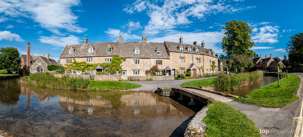 Town of Lower Slaughter.