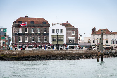Old Portsmouth.