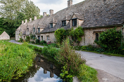 Arlington Row in Bibury.