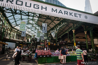 Borough Market.