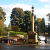 War monument in Alnwick