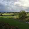 Northumberland countryside outside Alnwick Castle