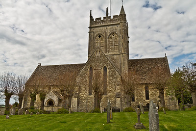 St Mary the Virgin, Potterne, England