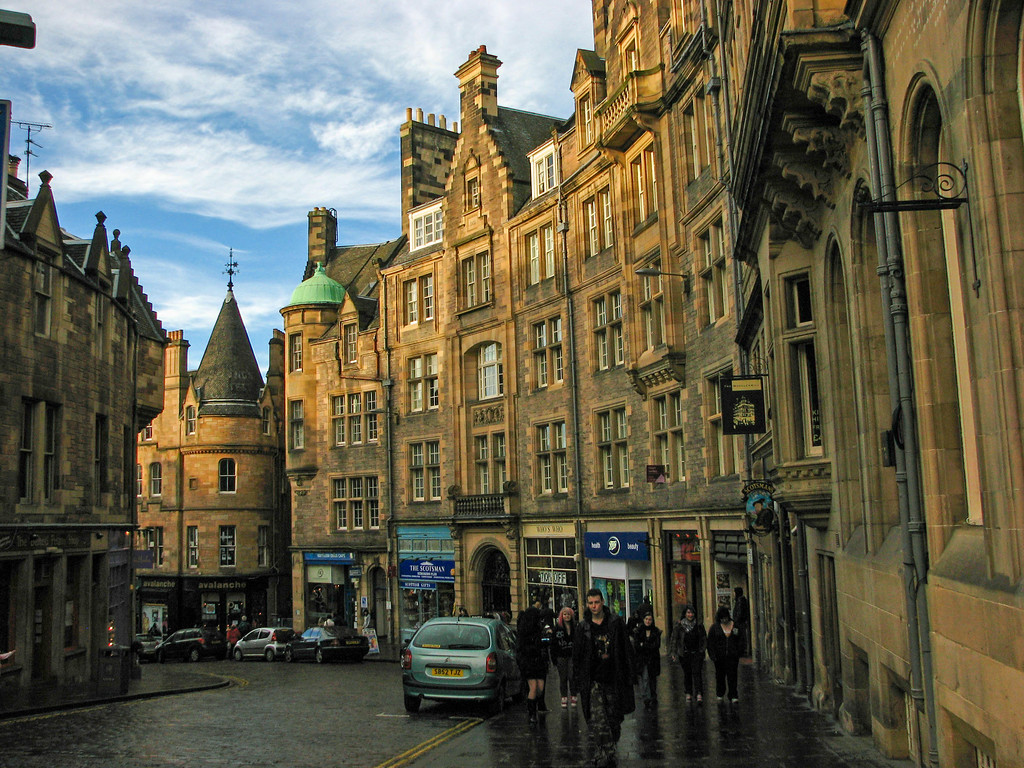 Edinburgh's Old Town