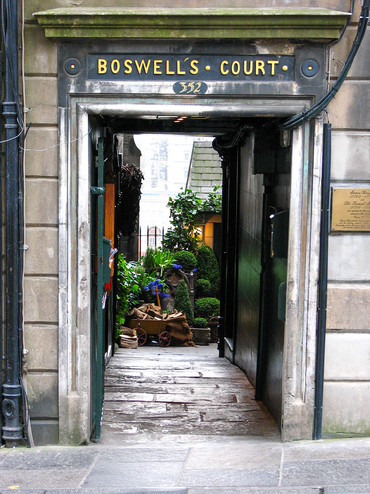 Boswell's Court