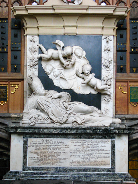 Tomb in Yorkminster