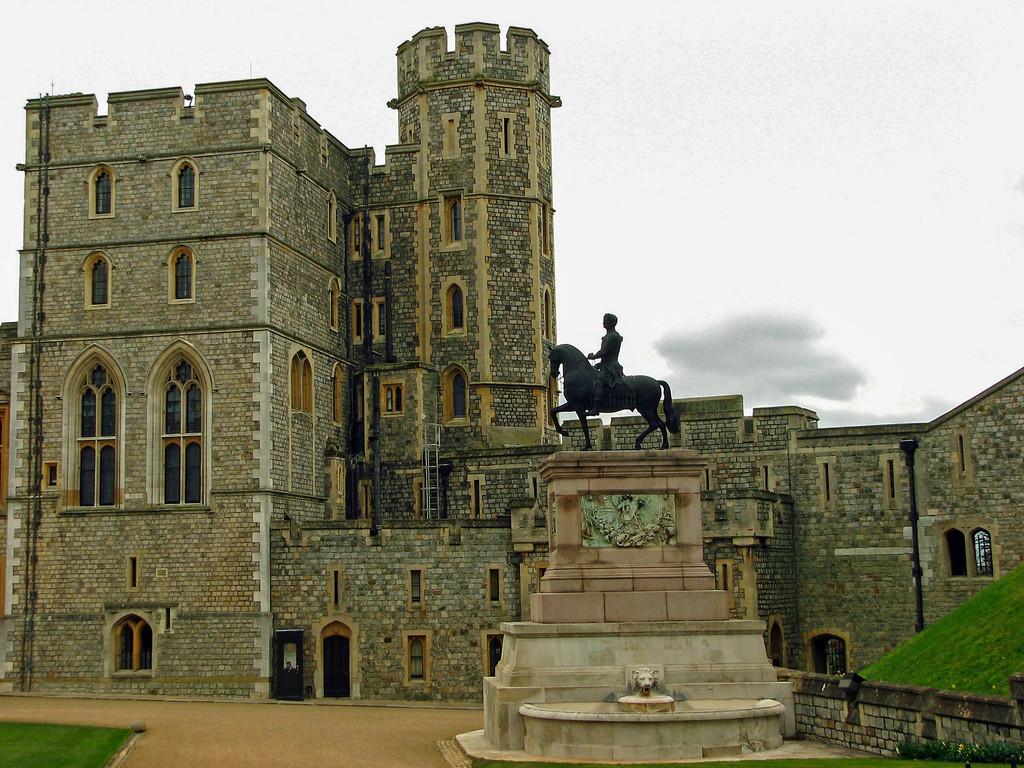Windsor Castle Quad