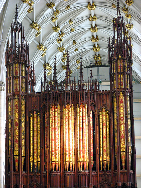 Yorkminster organ