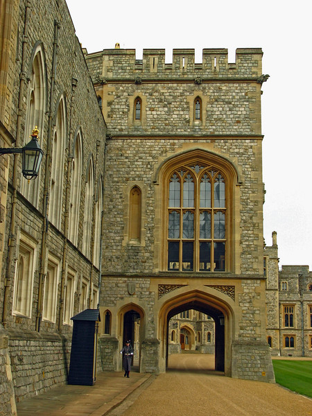 Windsor Castle Quad