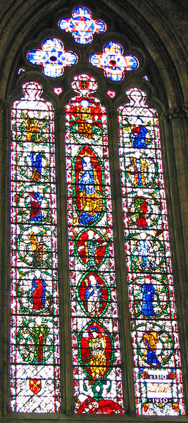 Yorkminster windows