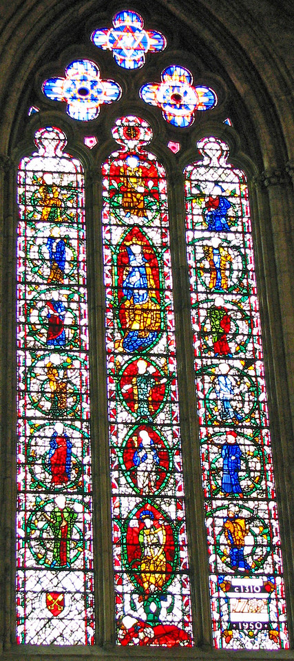 Yorkminster windows