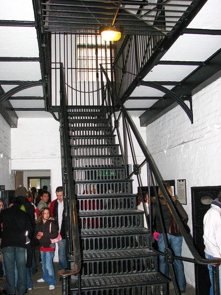 Edinburgh Castle military prison