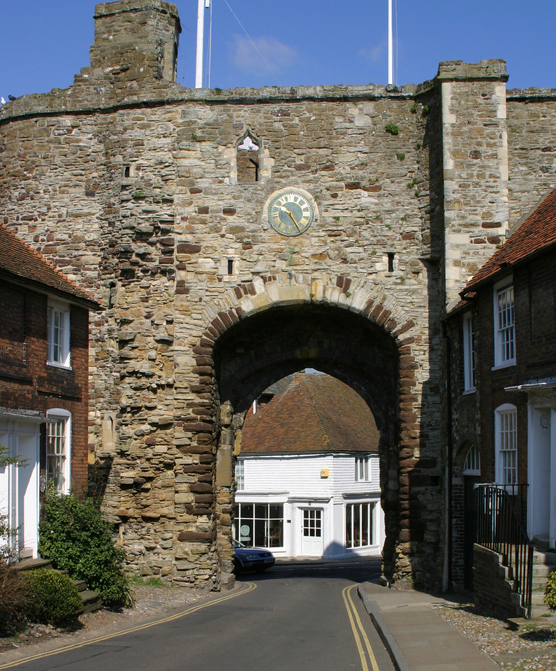 City Gate, Rye, England, 2004