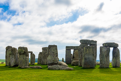 Stonehenge from the north