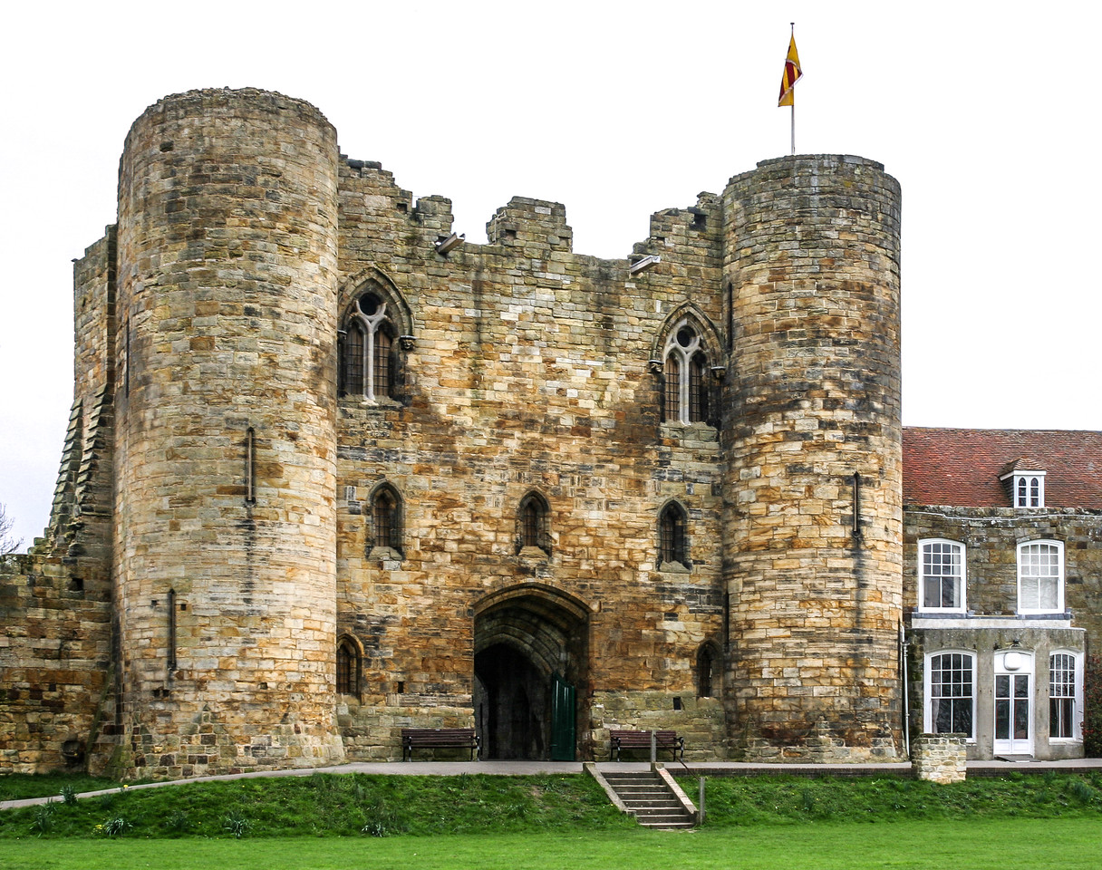Tonbridge Castle, Tonbridge, England, 2004