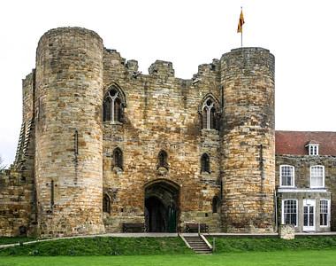 Tonbridge Castle, Tonbridge, England, 2004