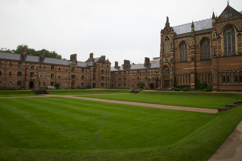 House of Kent, Oxford University, England