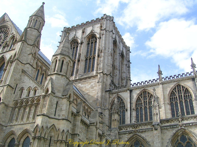 York Minster, England