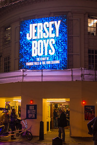 Jersey Boys in London
