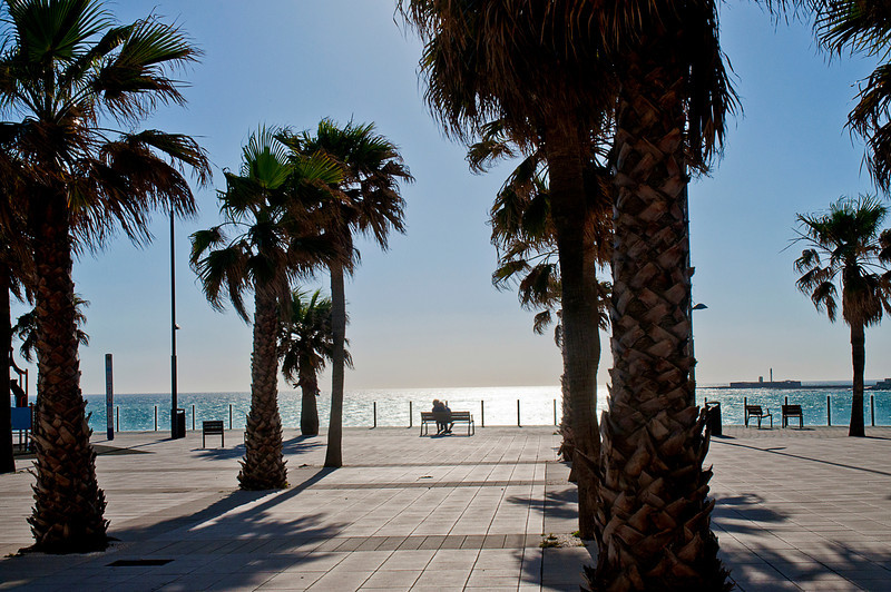 Classical history had it that Cadiz was founded 80 years after the Trojan War or, according to Titus Livius, around 1104 BCE.<br /> <br /> Some ancient practices still survive; snogging at sunset.