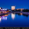 Europe - Estonia - Tartu - University town on Emajõgi river - I