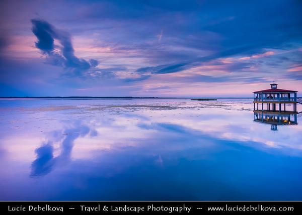 Europe - Estonia - Lääne County - Haapsalu - Haapasalo - Venice of the North - Seaside resort town on shores of Baltic Sea