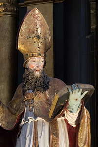 Basilica St Michael, Mondsee .