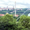 zoom in on Wurzburg Castle, as we passed by on the train