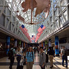 a few hours layover at Chicago O'Hare.