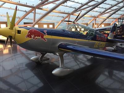 Hangar 7 - Salzburg Austria