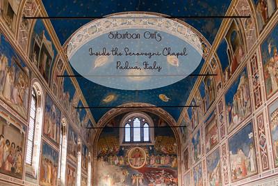 Europe-Italy-Padua-Scrovegni Chapel