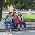 3 Italian Moms