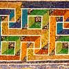 A Mosaic Maze