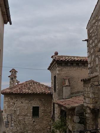 Nice to Eze, Provence, 2014