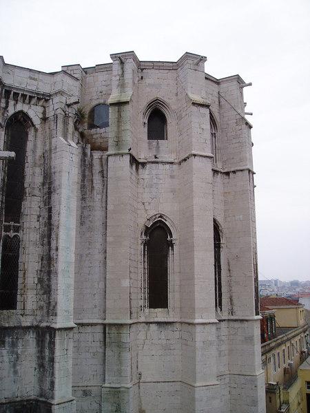 Convento do Carmo Monastery, Lisbon