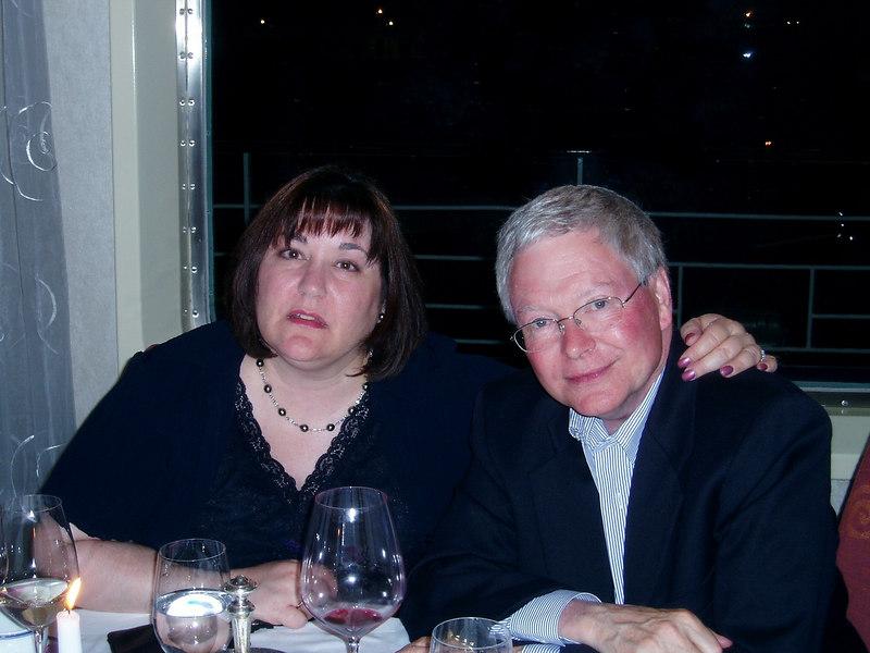 Kathy and Patrick